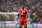 Alaba during the UEFA Champions League semifinal first leg football match Real Madrid CF vs FC Bayern Munchen at the Santiago Bernabeu stadium in Madrid in Madrid on April 23, 2014.   PHOTOCALL3000/ DP