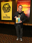"Jim Ferris attends the Broadway screening of the Motion Picture Release of ""The Lion King"" at AMC Empire 25 on July 15, 2019 in New York City."
