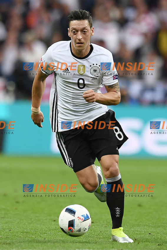 Mesut Ozil <br /> Paris 16-06-2016 Stade de France Football Euro2016 Germany - Poland / Germania - Polonia Group Stage Group C. Foto Matteo Gribaudi / Insidefoto / Insidefoto