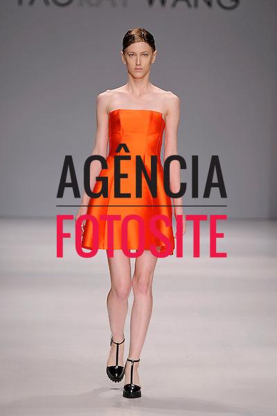 Nova Iorque, EUA &sbquo;09/2014 - Desfile de Taoray Wang durante a Semana de moda de Nova Iorque  -  Verao 2015. <br /> <br /> Foto: FOTOSITE
