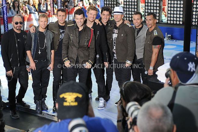 WWW.ACEPIXS.COM . . . . . .June 3, 2011...New York City....Backstreet Boys and  New Kids on the Block perform on NBC's 'Today' at Rockefeller Center on June 3, 2011 in New York City.....Please byline: KRISTIN CALLAHAN - ACEPIXS.COM.. . . . . . ..Ace Pictures, Inc: ..tel: (212) 243 8787 or (646) 769 0430..e-mail: info@acepixs.com..web: http://www.acepixs.com .WWW.ACEPIXS.COM . . . . . .June 3, 2011...New York City....Backstreet Boys and New Kids on the Block perform on NBC's 'Today' at Rockefeller Center on June 3, 2011 in New York City.....Please byline: KRISTIN CALLAHAN - ACEPIXS.COM.. . . . . . ..Ace Pictures, Inc: ..tel: (212) 243 8787 or (646) 769 0430..e-mail: info@acepixs.com..web: http://www.acepixs.com .