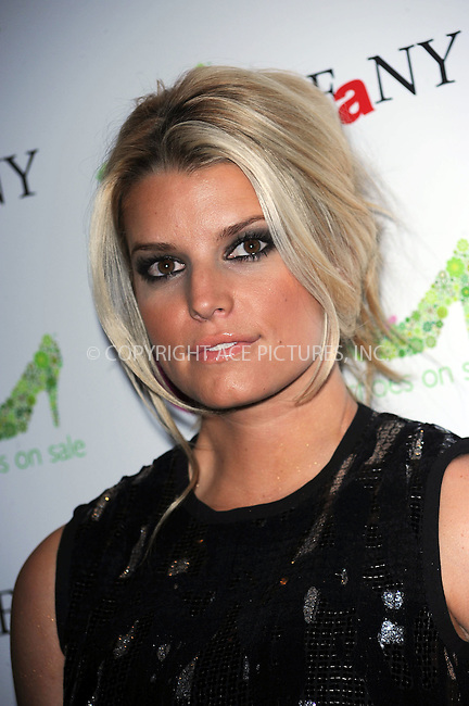 WWW.ACEPIXS.COM . . . . . ....October 13 2009, New York City....Actress/Singer Jessica Simpson at the 16th Annual QVC Presents FFANY Shoes On Sale event at Frederick P. Rose Hall, Jazz at Lincoln Center on October 13, 2009 in New York City....Please byline: KRISTIN CALLAHAN - ACEPIXS.COM.. . . . . . ..Ace Pictures, Inc:  ..(212) 243-8787 or (646) 679 0430..e-mail: picturedesk@acepixs.com..web: http://www.acepixs.com