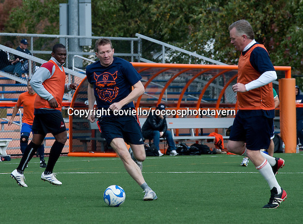 2011 Salem State University Alumni Athlete Party and Soccer Game.