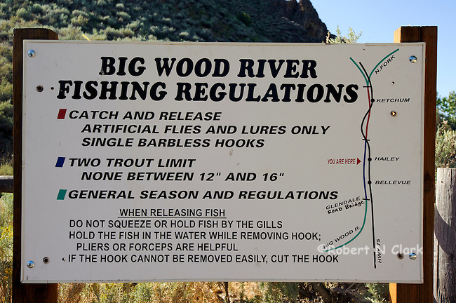 Big Wood River, Idaho