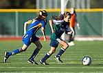 MVLA Girls host Burlingame at LAHS for a scrimmage, January 12, 2013.