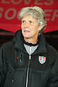 Pia Sundhage Head Coach (USA), .April 1, 2012 - Football / Soccer : .KIRIN Challenge Cup 2012 .Match between Japan 1-1 USA .at Yurtec Stadium Sendai, Miyagi, Japan. .(Photo by Daiju Kitamura/AFLO SPORT) [1045]..