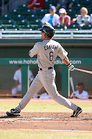 Mitch Canham - Peoria Saguaros, 2009 Arizona Fall League.Photo by:  Bill Mitchell/Four Seam Images..