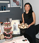 Tawny Ong attends Save the Eggs benefit Cocktails 2010 hosted by Tia Walker, Peggie Walker, BoConcept Owner Shaokao Cheng & Emma Snowdon-Jones at BoConcept New York, 5/17/10