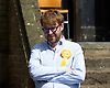 Vauxhall Hustings General Election 2017 at St Mark's Church, Kennington, London, Great Britain <br /> 27th May 2017 <br /> <br /> George Turner <br /> Liberal Democrats candidate <br /> <br /> <br /> <br /> <br /> Photograph by Elliott Franks <br /> Image licensed to Elliott Franks Photography Services Vauxhall Outdoor Hustings at St. Mark's Church, 337 Kennington Park Road, London SE11 4PW. A General Election hustings for the Vauxhall constituency has been called by Steve Coulson, the Vicar of St. Mark&rsquo;s Kennington, and Chair of the Friends of St. Mark&rsquo;s Churchyard. The outdoor event will take place at St Mark&rsquo;s on 18 April as part of the popular Oval Farmer&rsquo;s Market.