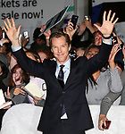 Benedict Cumberbatch greets his fans while attending 'The Current War' premiere during the 2017 Toronto International Film Festival at Princess of Wales Theatre on September 9, 2017 in Toronto, Canada.