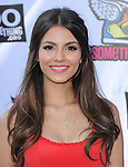 Victoria Justice attends The 2011 Do Something Awards held at The Palladium in Hollywood, California on August 14,2011                                                                               © 2011 DVS / Hollywood Press Agency