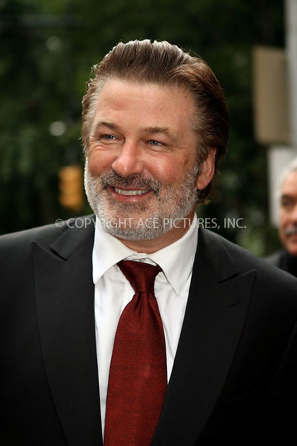 WWW.ACEPIXS.COM . . . . .  ....June 12 2011, New York City....Alec Baldwin arriving at the 65th Annual Tony Awards at the Beacon Theatre on June 12, 2011 in New York City.....Please byline: NANCY RIVERA- ACEPIXS.COM.... *** ***..Ace Pictures, Inc:  ..Tel: 646 769 0430..e-mail: info@acepixs.com..web: http://www.acepixs.com