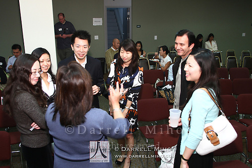 June 12, 2010; Los Angeles, CA - Committee of 100 Leadership Mentoring Program Kickoff at the Asian Pacific American Legal Center.