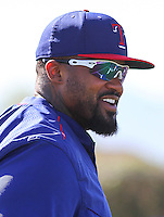 2015 March 15 Texas Rangers Workout