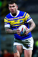 Picture by Alex Whitehead/SWpix.com - 08/03/2018 - Rugby League - Betfred Super League - Leeds Rhinos v Hull FC - Emerald Headingley Stadium, Leeds, England -Leeds' Brett Delaney.