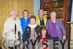 Clounmacon Community Social: Attending the Clounmacon Community Social at the Listowel Arms Hotel on Saturday nigh last were in front Mary Fleming & Birdie O'connor and at the back Aine Andrews, Maura Lynch, Phil O'Connell & Betty Heaphy.