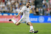 Real Madrid's Daniel Carvajal during La Liga match. August 20,2017. (ALTERPHOTOS/Acero)<br /> Deportivo La Coruna - Real Madrid <br /> Liga Campionato Spagna 2017/2018<br /> Foto Alterphotos / Insidefoto <br /> ITALY ONLY