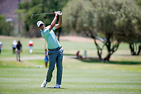 Nicolas Colsaerts (BEL) during the 2nd round at the Nedbank Golf Challenge hosted by Gary Player,  Gary Player country Club, Sun City, Rustenburg, South Africa. 09/11/2018 <br /> Picture: Golffile | Tyrone Winfield<br /> <br /> <br /> All photo usage must carry mandatory copyright credit (&copy; Golffile | Tyrone Winfield)