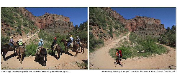 Stage Technique & Storytelling.<br />