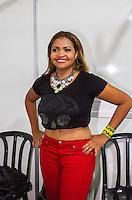 CURITIBA, PR, 09.11.2013 – GABY AMARANTOS, recebe a imprensa após seu show na corrente Cultural, em curitiba, na noite deste sábado (09).Mostrando que se encontra em boa forma. FOTO: PAULO LISBOA – BRAZIL PHOTO  PRESS