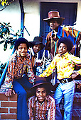 Feb 1971: JACKSON FIVE - Encino Ca USA