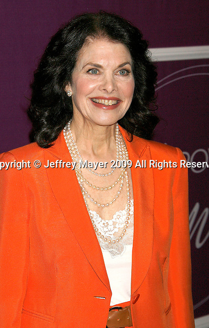 BEVERLY HILLS, CA. - September 24: Sherry Lansing arrives at Variety's 1st Annual Power of Women Luncheon at the Beverly Wilshire Hotel on September 24, 2009 in Beverly Hills, California.