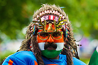 2019 ICC Cricket World Cup - India and Pakistan spectators - 16.06.2019