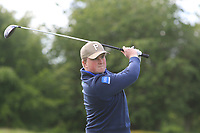 James McVicker (Knock) on the 15th tee during Round 4 of the Ulster Stroke Play Championships at Galgorm Castle Golf Club, Ballymena, Northern Ireland. 28/05/19<br /> <br /> Picture: Thos Caffrey / Golffile<br /> <br /> All photos usage must carry mandatory copyright credit (© Golffile | Thos Caffrey)