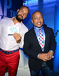MIAMI BEACH, FL - JULY 08: Kenny Burns and Daymond John attend Miller Light Tap The Future Event at Nikki Beach on Tuesday July 8, 2014 in Miami Beach, Florida. (Photo by Johnny Louis/jlnphotography.com)