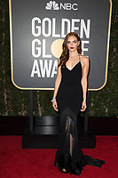 Madeline Brewer arrives at the 75th Annual Golden Globe Awards at the Beverly Hilton in Beverly Hills, CA on Sunday, January 7, 2018.<br /> *Editorial Use Only*<br /> CAP/PLF/HFPA<br /> &copy;HFPA/Capital Pictures