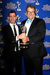 LOS ANGELES - JUN 20: Michael Rubin, John Angier at The 41st Daytime Creative Arts Emmy Awards Gala in the Westin Bonaventure Hotel on June 20th, 2014 in Los Angeles, California