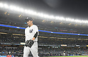 Masahiro Tanaka (Yankees),<br /> APRIL 19, 2017 - MLB :<br /> New York Yankees starting pitcher Masahiro Tanaka walks back to the dugout after the top of the fifth inning during the Major League Baseball game against the Chicago White Sox at Yankee Stadium in the Bronx, New York, United States. (Photo by AFLO)