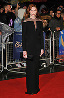 """Eleanor Tomlinson at the """"Colette"""" BFI Patron's film gala, 62nd BFI London Film Festival 2018, Cineworld Leicester Square, Leicester Square, London, England, UK, on Thursday 11 October 2018.<br /> CAP/CAN<br /> ©CAN/Capital Pictures /MediaPunch ***NORTH AND SOUTH AMERICAS ONLY***"""