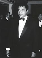 CelebrityArchaeology.com<br /> New York City<br /> 1981 FILE PHOTO<br /> Muhammed Ali<br /> Photo By John Barrett-PHOTOlink.net / MediaPunch<br /> ----- / MediaPunch