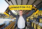 30.06.18 Kenny Miller, Livingston FC new manager