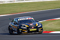 Round 10 of the 2018 British Touring Car Championship.  #27 Dan Cammish. Halfords Yuasa Racing. Honda Civic Type R.