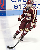 Kate Leary (BC - 28) - The Northeastern University Huskies defeated Boston College Eagles 4-3 to repeat as Beanpot champions on Tuesday, February 12, 2013, at Matthews Arena in Boston, Massachusetts.