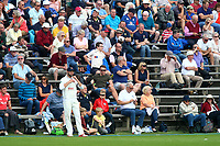 Nick Browne of Essex looks on from the boundary during Yorkshire CCC vs Essex CCC, Specsavers County Championship Division 1 Cricket at Scarborough CC, North Marine Road on 7th August 2017