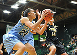 Tulane vs. USM (Women's BBall 2013)