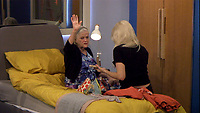 Ann Widdecombe, Ashley James<br /> Celebrity Big Brother 2018 - Day 7<br /> *Editorial Use Only*<br /> CAP/KFS<br /> Image supplied by Capital Pictures