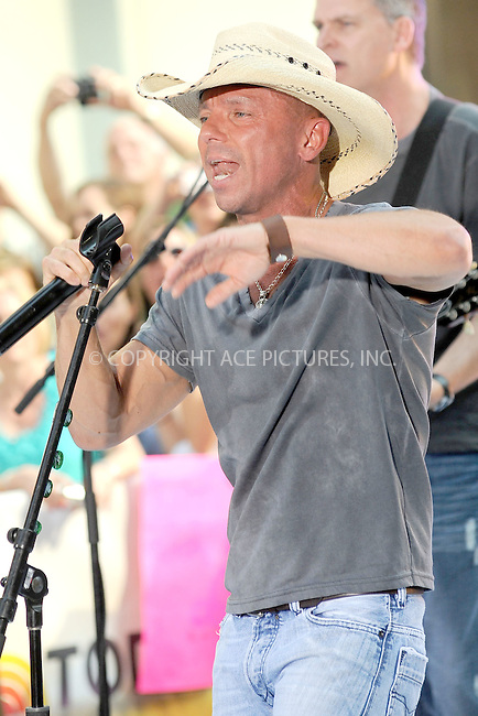 WWW.ACEPIXS.COM . . . . . .June 22, 2012...New York City...Kenny Chesney performs on NBC's 'Today' at Rockefeller Center on June 22, 2012 in New York City.....Please byline: KRISTIN CALLAHAN - ACEPIXS.COM.. . . . . . ..Ace Pictures, Inc: ..tel: (212) 243 8787 or (646) 769 0430..e-mail: info@acepixs.com..web: http://www.acepixs.com .