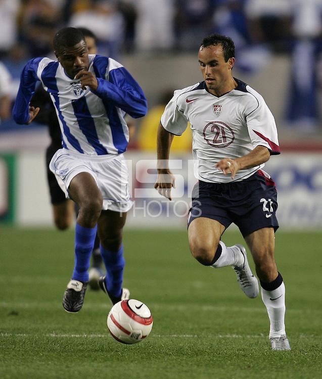Landon Donovan, Honduras v USA, 2004.