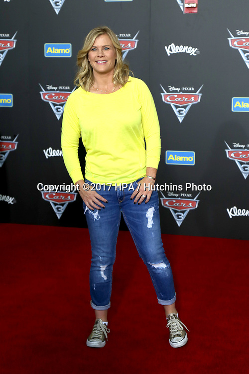 """LOS ANGELES - JUN 10:  Alison Sweeney at the """"Cars 3"""" Premiere at the Anaheim Convention Center on June 10, 2017 in Anaheim, CA"""