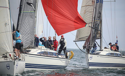 Yacht Racing at the 2019 Volvo Dun Laoghaire Regatta Photo: Afloat