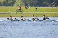 Race: 24  Event: J14 4x+  Time Trial<br /> <br /> Junior Sculling Regatta 2018<br /> <br /> To purchase this photo, or to see pricing information for Prints and Downloads, click the blue 'Add to Cart' button at the top-right of the page.