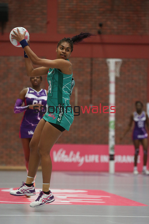 Celtic Dragons v Loughborough Lightning<br /> Vitality Super League<br /> 22.03.16<br /> ©Steve Pope - Sportingwales