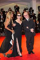 "Susan Sarandon & Thierry Fremaux at the ""The Leisure Seeker (Ella & John)"" premiere, 74th Venice Film Festival in Italy on 3 September 2017.<br /> <br /> Photo: Kristina Afanasyeva/Featureflash/SilverHub<br /> 0208 004 5359<br /> sales@silverhubmedia.com"