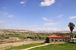 Israel, Old Gesher in the Jordan valley