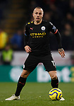 Angelino of Manchester City during the Premier League match at Turf Moor, Burnley. Picture date: 3rd December 2019. Picture credit should read: Simon Bellis/Sportimage