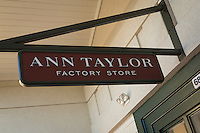 Ann Taylor store is pictured in Tanger Outlets in Sevierville,  Tennessee Thursday March 20, 2014.
